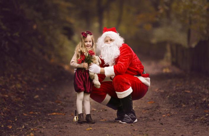 shibden park halifax santa at park