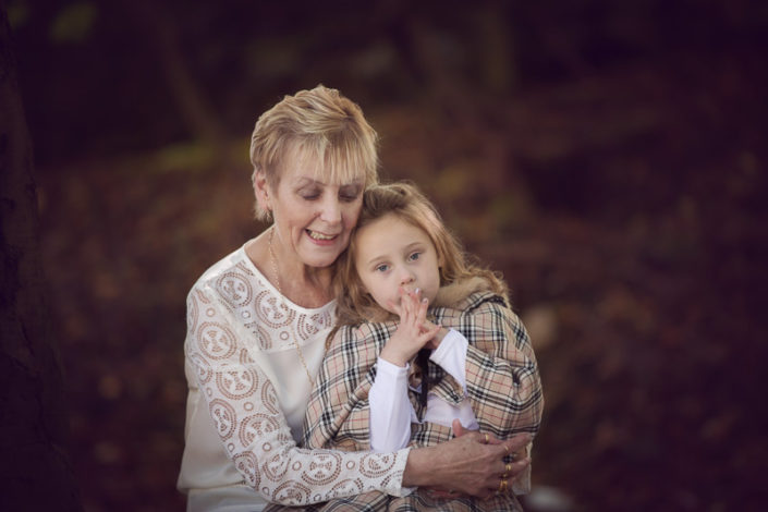 family photographer west yorkshire nana and me