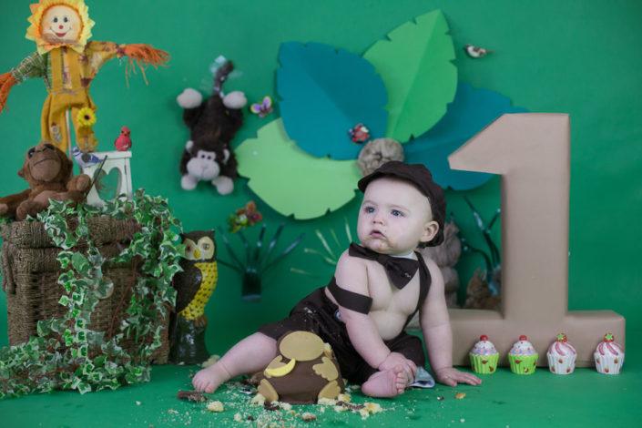 arpna photography bangalore first birthday photoshoot
