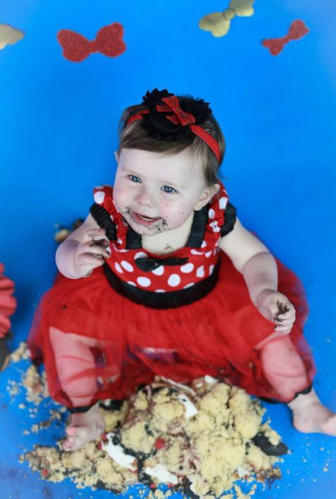 arpna photography baby smashing cake bangalore