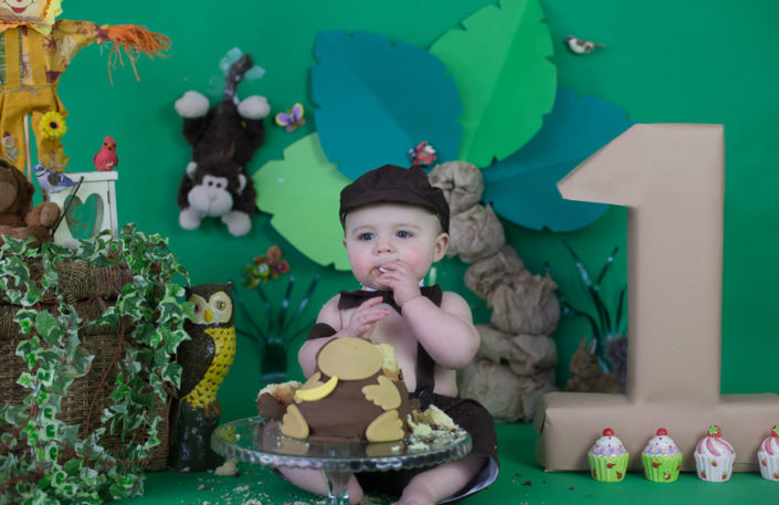 jungle shoot first birthday bengaluru