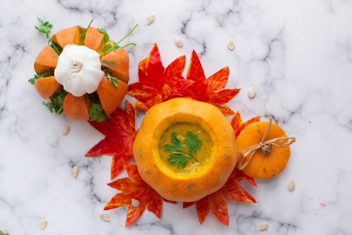 pumpkin food photo dubai
